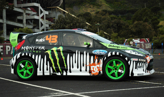 ken block at the 2011 goodwood festival of speed video. Cars Review. Best American Auto & Cars Review