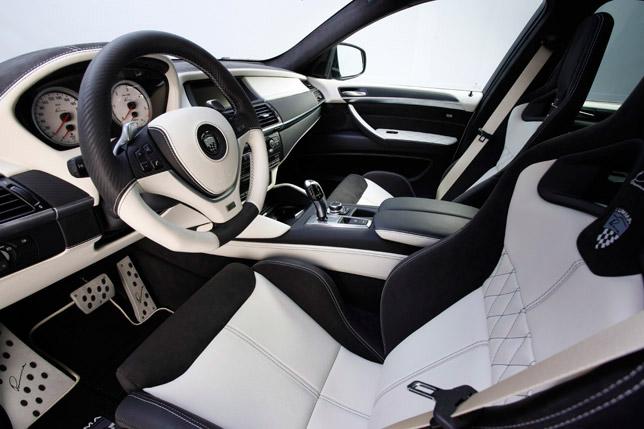 LUMMA BMW X6 Interior