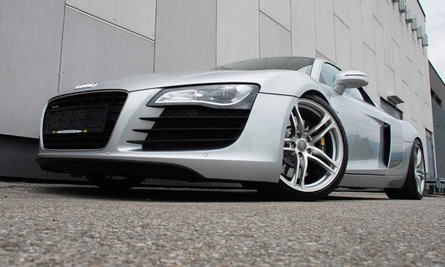 OCT Audi R8 4.2 V8
