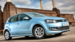 Volkswagen Polo BlueMotion at 2011 EcoVelocity
