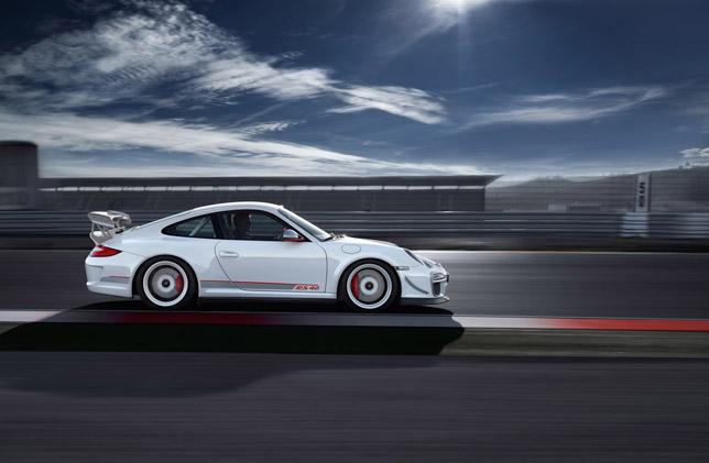 Porsche 911 GT3 RS 4.0 Side
