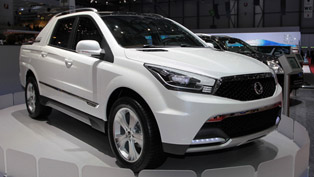 ssangyong model range in the uk