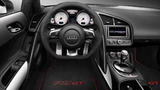 Audi R8 GT [video]