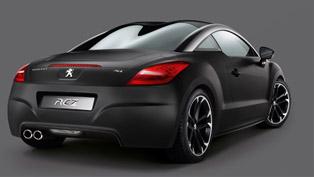 Peugeot RCZ Asphalt HDi