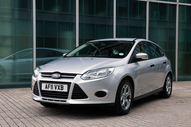 2011 Ford Focus Studio Front