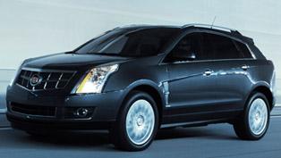 2012 Cadillac SRX Price - $36 060