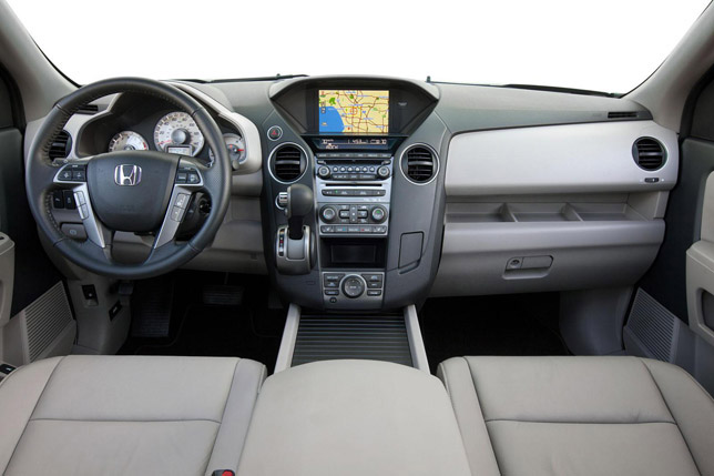2012 Honda Pilot Interior