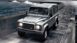 2012 Land Rover Defender Price £20 995