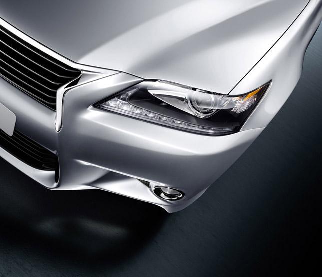 2012 Lexus GS 350 Headlight