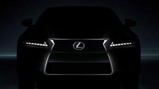 2012 Lexus GS [teaser]