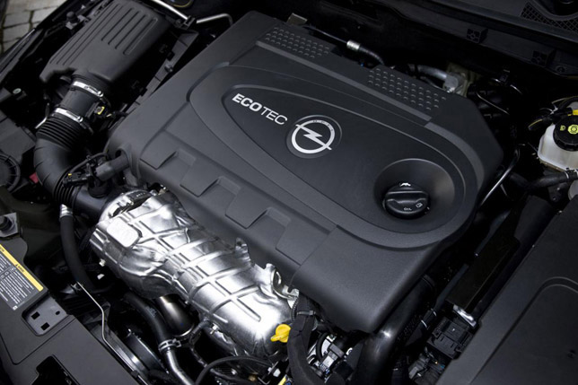 2012 Opel Insignia Engine - Ecotec