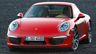 2012 Porsche 911 Carrera To Debut At Frankfurt Show