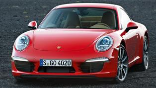 2012 Porsche 911 Carrera To Debut At Frankfurt Show
