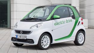 2012 Smart ForTwo Electric Drive vs. E-bike
