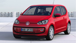 2012 Volkswagen Up! - First Photos