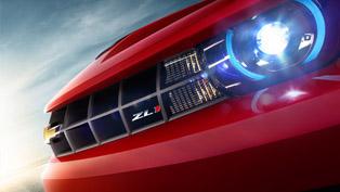 2012 Chevrolet Camaro ZL1 [video]