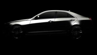 2013 Cadillac ATS [teaser]