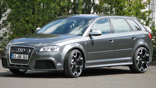 B&B Audi RS3 – up to 510PS / 680Nm