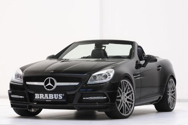 BRABUS Mercedes SLK R172 FrontSide