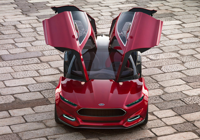 Ford Evo Concept