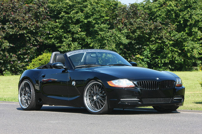 Bmw Z4 E85 Headlights Hid Xenon 03 08 Bmw Z4 E85 Angel Eye