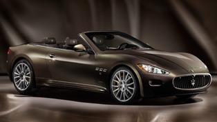 Maserati Grancabrio Fendi Debuts At Frankfurt Motorshow