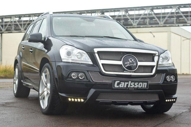 Mercedes-Benz CGL45 Carlsson Front