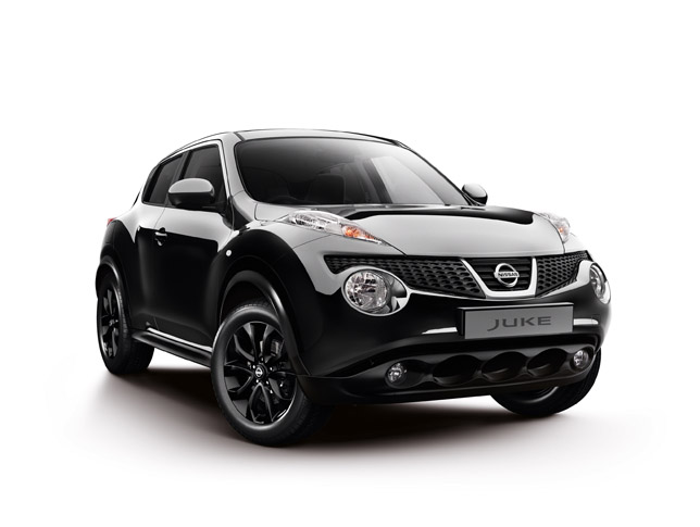 Nissan Juke Kuro Limited Edition FrontSide