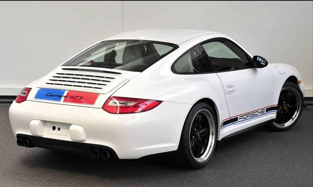 Porsche 911 Carrera GTS B59 Rear
