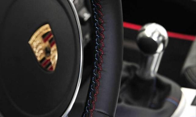 Porsche 911 Carrera GTS B59 Interior