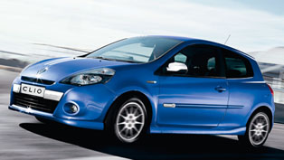 Renault Clio Gordini - 1.6 VVT 128 and 1.5 dCi 106