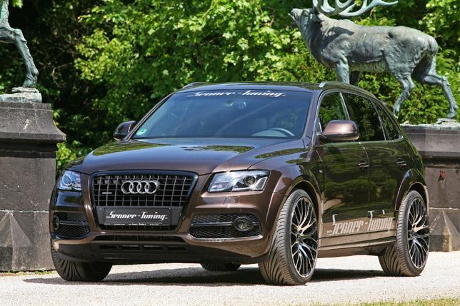 Senner Audi Q5 FrontSide