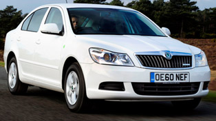 Skoda Octavia Greenline II achieves 74.3 mpg