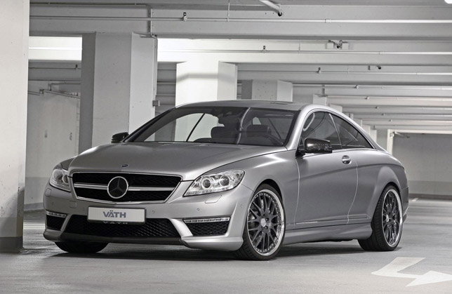 VATH Mercedes CL63 AMG FrontSide