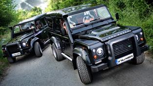Vilner Land Rover Defender Experience -