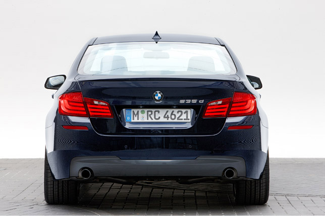 BMW F10 M Sport Package Rear