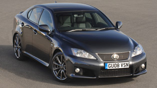2012 Lexus IS-F Price - €70 600