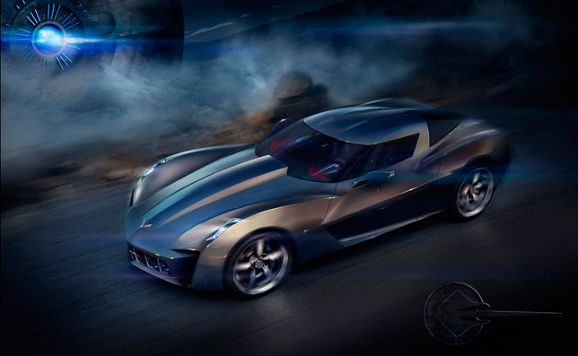 Chevrolet Corvette Stringray Concept