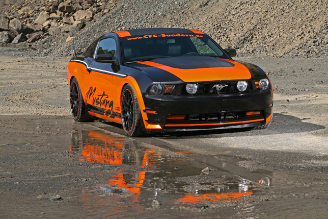 Ford Mustang by Design World