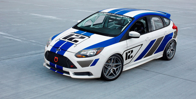 2012 Ford Focus ST-R