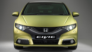 2012 Honda Civic - Official Pictures