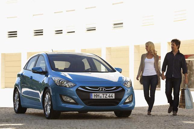 2012 Hyundai i30 FrontSide
