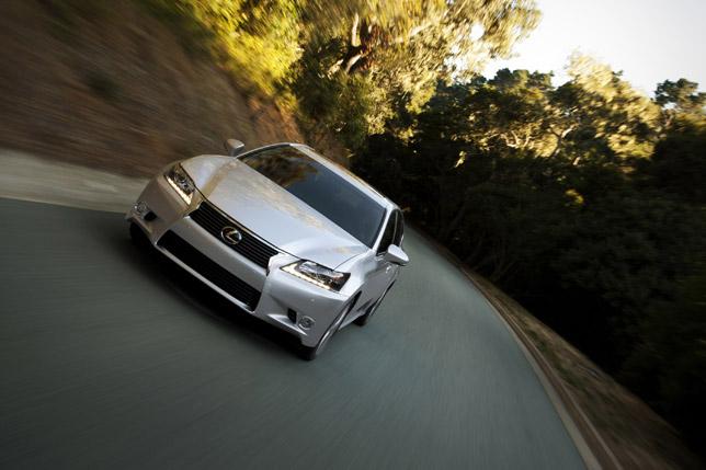 2012 Lexus GS 450h Full Hybrid