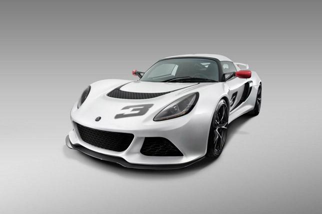 2012 Lotus Exige S Front
