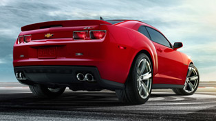 2012 Chevrolet Camaro ZL1 Price - $250 000