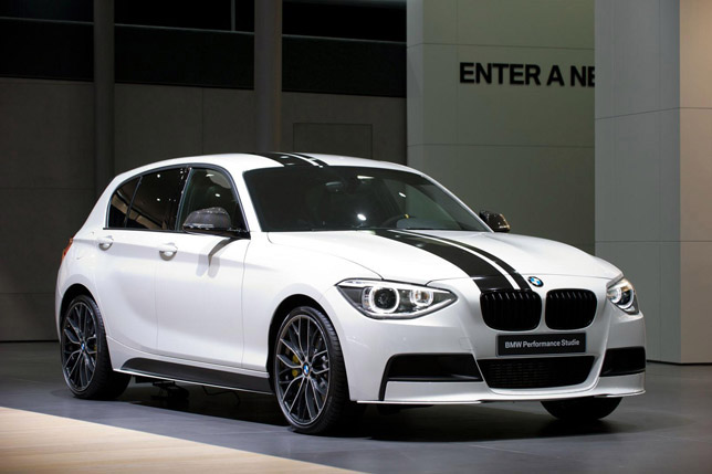 BMW 1-Series Performance FrontSide