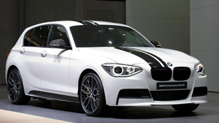 BMW 1-Series Performance Upgrades