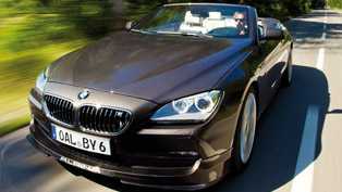 BMW Alpina B6 Bi-Turbo Convertible