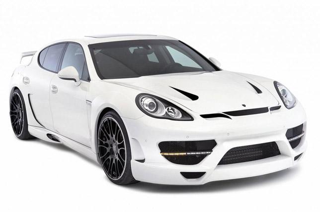 Hamann Porsche Panamera