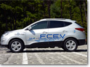 Hyundai Ix35 FCEV Uk Debut